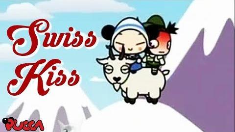 Pucca Funny Love Season 1-Ep12-Pt2-Swiss Kiss-0