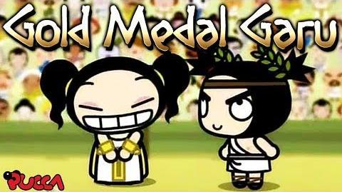 Pucca Funny Love Season 1-Ep24-Pt2-Gold Medal Garu-0
