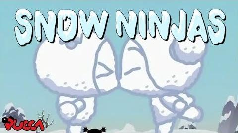 Pucca Funny Love Season 1-Ep6-Pt2-Snow Ninja-0