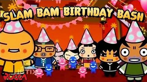 Pucca Funny Love Season 1-Ep6-Pt3-Slam Bam Birthday Bash-0