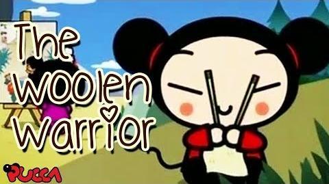 Pucca Funny Love Season 1-Ep25-Pt2-Woolen Warrior-0