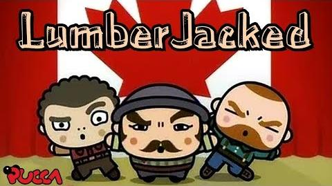 Pucca Funny Love Season1-Ep19-Pt2-Lumberjacked-0