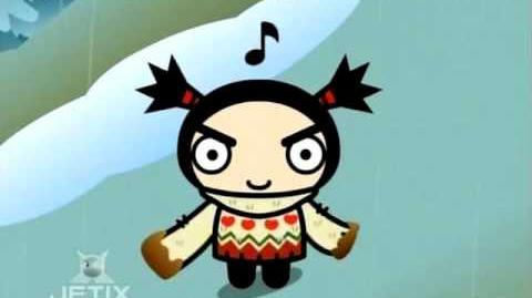 Pucca Funny Love Season 1-Ep25-Pt2-Woolen Warrior