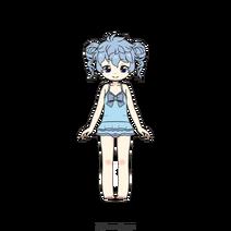 Swimsuit Outfit Female Tatachi