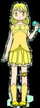 Hanamaru Himarino - Transformed