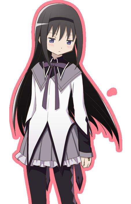 Homura Akemi | The Puella Magi Wiki | FANDOM powered by Wikia