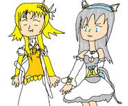 Fumiko and yuno