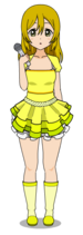 Seika Hashimoto - Official Profile (Magical Girl)