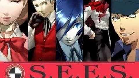 Persona 3 - Burn My Dread