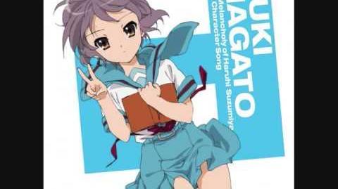 """Suzumiya Haruhi no Yūutsu New Character Song Vol. 2 Yuki Nagato """"Tsuuka Chiten no MUSICA"""""""