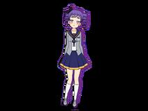 Rika Haruno uniform
