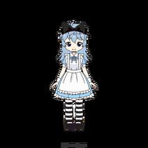 Alice Halloween Costume Female Tatachi