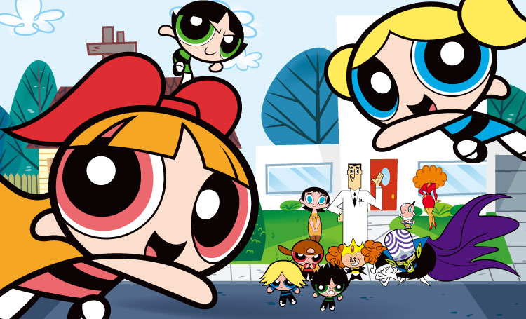 Character Guide | The Powerpuff Girls Wiki | FANDOM powered