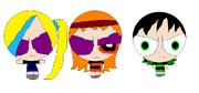The Angerpuff Girls