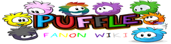 File:Dogkid's Puffle fanon wiki logo.png
