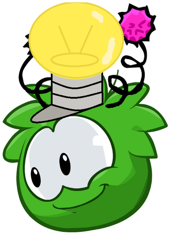 File:Piffle Light Bulb Puffle Hat.PNG
