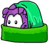 Puffle Bed