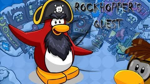 Club Penguin Rockhopper's Quest - Alternate Ending