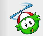 Green puffle pic