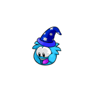 Blue-puffle
