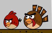 87d8ry birds thanksgiving short by paulh18-d4dj9xp