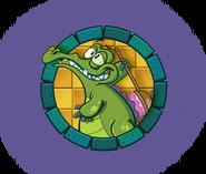 Swampy-character