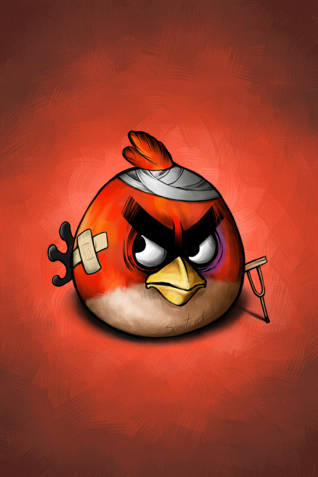 Angry Birds Wallpaper For Mobile Hd Wallpapersimages Org