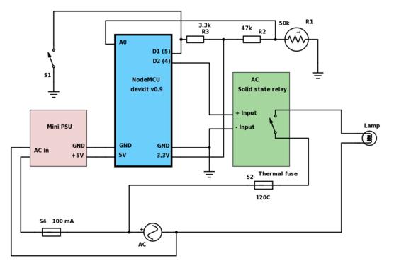 Smart switch schematics2