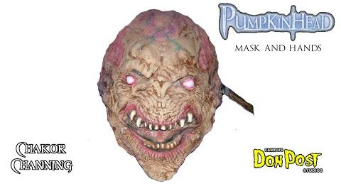 Don Post 2012 Pumpkinhead Mask and Hands Review