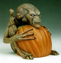 Pumpkinhead with Pumpkin