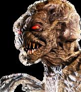 Sci-Fi Pumpkinhead