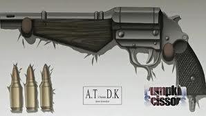 901ATT gun