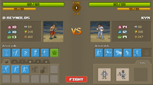 Fight Screen pre