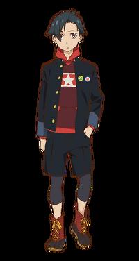 Yuuta Iritatsu Character Cover