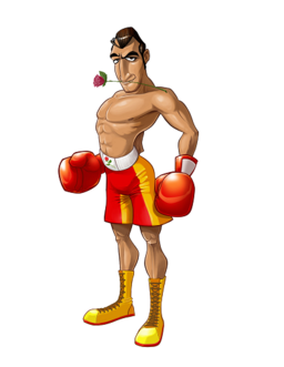 little mac punch out bio