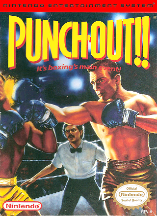 Punch-Out!! (NES)   Punch-Out!! Wiki   FANDOM powered by Wikia