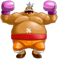 King Hippo Transparent