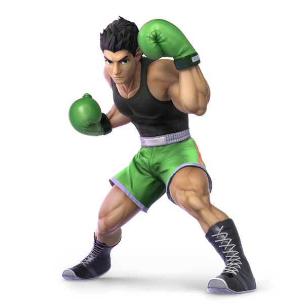 Little Mac | Punch-Out!! Wiki | FANDOM powered by Wikia