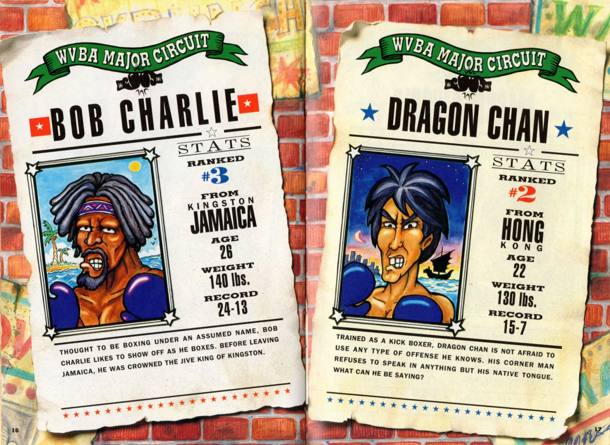 Dragon chan punch out wiki fandom powered by wikia for What is a punch out list