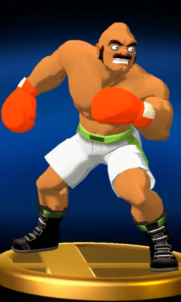 Punch Out Wii Soda Popinski : Image baldbulltrophy punch out wiki fandom