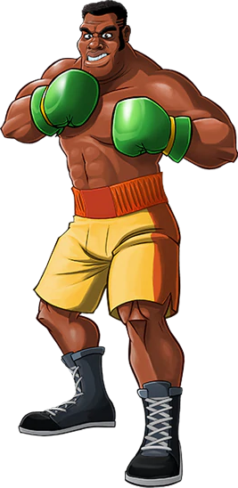 Mr  Sandman | Punch-Out!! Wiki | FANDOM powered by Wikia