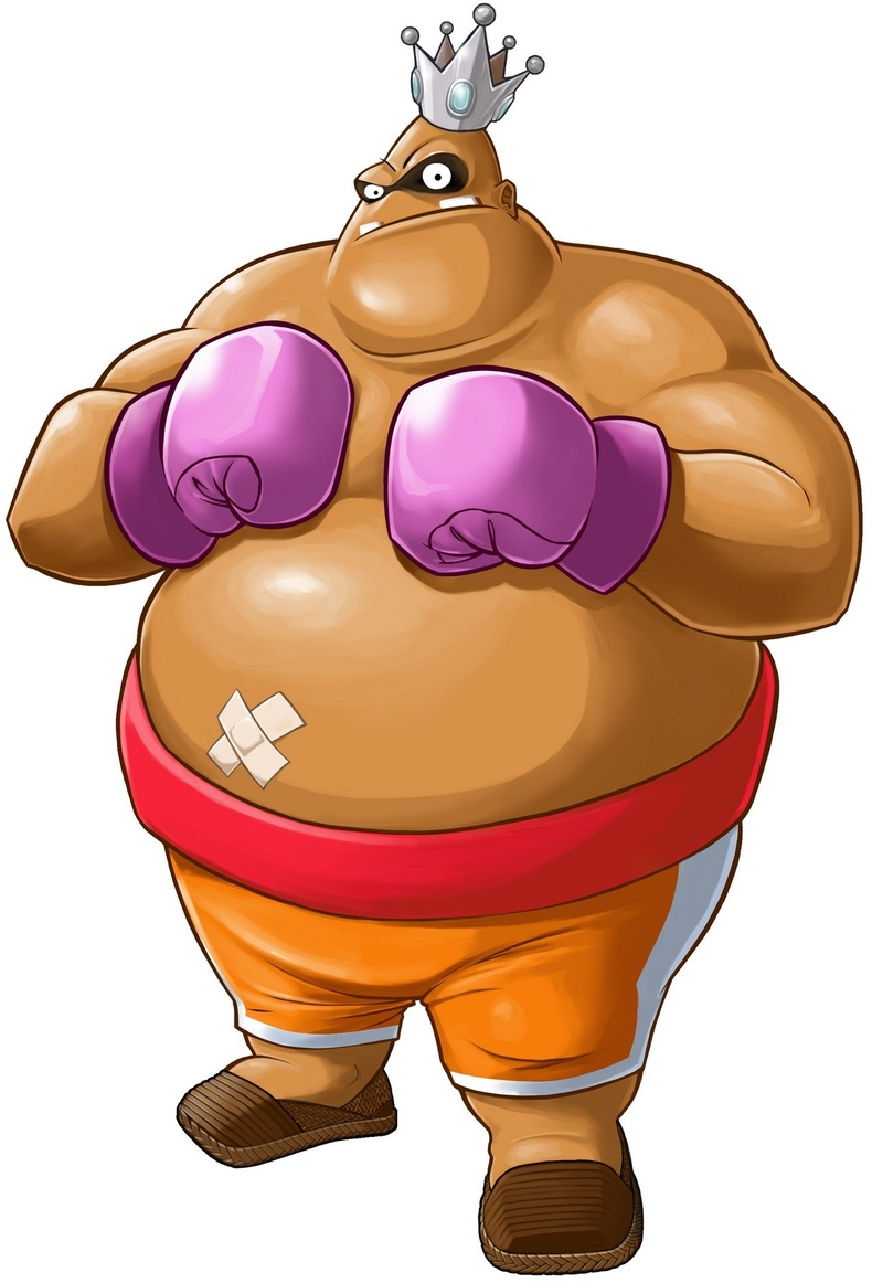 King hippo punch out wiki fandom powered by wikia for What is a punch out list