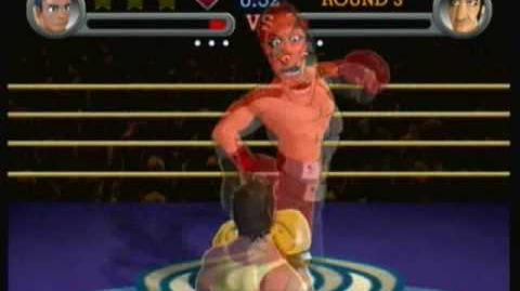 Punch-Out Wii KO recovery trick
