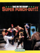 Super Punch-Out flyer