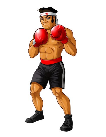 Mike Tyson Punch Out Wii : Piston hondo punch out wiki fandom powered by wikia