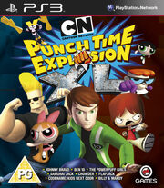 CN Punch Time Explosion XL (UK)