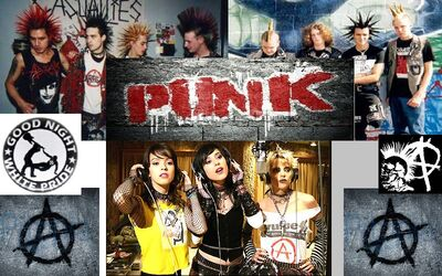 Punk Wiki - Titel