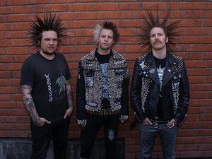 Warvictims – Band