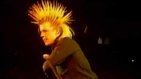 G.B.H. Live at Stoke On Trent 1983