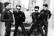 Crime band love